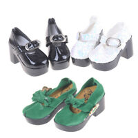 1pair Fashion 1/4 Doll Shoes for 50cm BJD SD Dolls Accessory Kids Gift FT