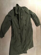 OVERCOAT FIELD, LARGE  REGULAR INCLUDES  BELT ,DATED 1946