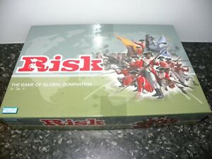 RISK : The Game of Global Domination -  Board Game - VGC