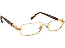 Tiffany & Co. Eyeglasses TF1003-B 6002 Gold/Tortoise Frame Italy 50[]16 135