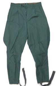 DDR EAST GERMAN ARMY VOPO POLICE JODHPURS BREECHES TROUSERS
