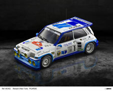 MaxiCollection Resin kit Renault 5 Maxi Turbo -1/24 scale - PICARDIE (Kit nº12)