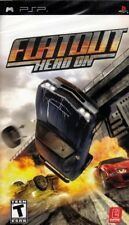 FLATOUT HEAD ON (Playstation PSP Game) FREE US Shipping