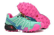 HOT Women's Salomon SpeedCross 3 CS Running Shoes Outdoor Athletic Hiking Shoes