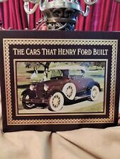 CARS THAT HENRY FORD BUILT Easton Press ILLUSTRATED FINE RARE