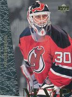 Martin Brodeur 1996-97 Upper Deck Collector's MVP #UD21 New Jersey Devils Card
