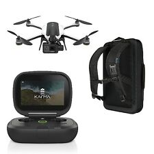 NEW GoPro Karma Quadcopter with HERO5 Black Camera & KARMA CASE - READY TO FLY