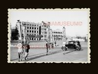 1940s Advertisements Toothpaste Car British Colony Old Hong Kong Photo 香港老相片1826