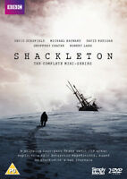 Shackleton: The Complete Mini-series DVD (2017) David Schofield cert PG 2 discs
