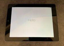 """Apple iPad A1459 4th Gen. 16GB WiFi-Cellular AT&T (Unlocked) 9.7"""" Black"""