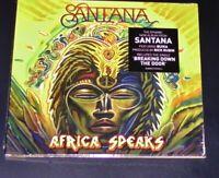 SANTANA AFRICA SPEAKS CD IM DIGIPAK SCHNELLER VERSAND NEU & OVP