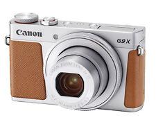 Canon PowerShot G9 X Mark II 20.1MP Digital Camera - Silver