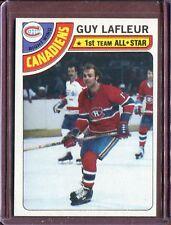 1978 Topps 90 Guy Lafleur AS1 EX-MT #D88529