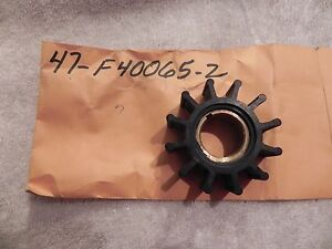 Force Outboard Water Pump Impeller Factory OEM P# 47-F40065-2 New! PNLA