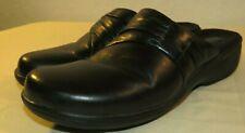 Clarks Artisan Women's Shoes Slip On Mules Black Size 7.5 N US
