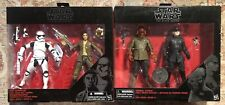 Star Wars The Black Series Deluxe lot #1