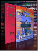 The Hundred Year Christmas ✎SIGNED✎ by DAVID MORRELL Limited Hardback 1/500
