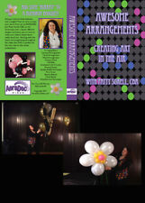 Awesome Arrangements - Balloon Decor Dvd - Balloon Decorating
