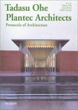Tadasu Osthannoverschen PLANTEC Architekten: Protokolle der Architektur Talenti