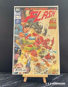 DC The Flash Issue 49 (2018) 1st Appreance Hunter Zoloman