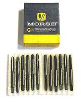 Morse 5-40 Screw Thread Insert Tap HSS Spiral Point Plug Taps HSS H1 USA 6 Pack
