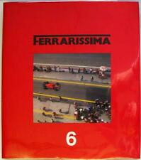 FERRARISSIMA 6 GIANCENZO MADARO LIMITED EDITION CAR BOOK