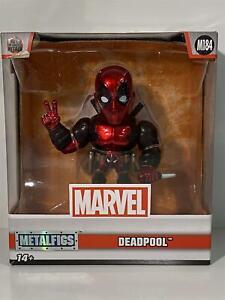 Deadpool 4 Inch Diecast Metal Figure M184 Jada 98272