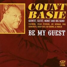 Count Basie - Be My Guest OSCAR PETERSON BUDDY RICH RAY BROWN AL HIBBLER OVP
