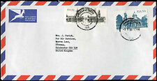 South Africa 1986 Commercial Airmail Cover To England #C32679