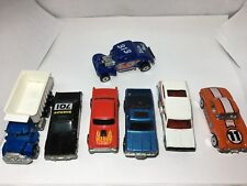 """Match Box """"33' WILLYS STREET ROD"""" in BLUE 1/50 scale MINT (Bister pull)"""