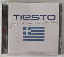 DJ Tiesto - Parade Of The Athletes CD Album