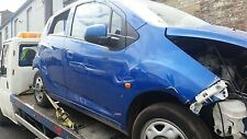 Chevrolet spark 5 door 2011 breaking for spare parts