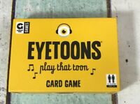 Eyetoons Play That Toon Music Trivia Quiz Card Game by Ginger Fox