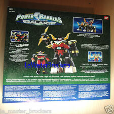 ROBOTS SABAN'S POWER RANGERS DEFENDER TOROZORD  (in never been opened)