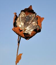 Rusty Tulip - set of 2 - BUY 2 FOR THE PRICE OF 1