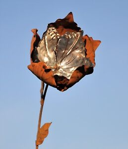 Rusty Tulip - set of 2 -
