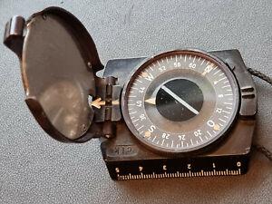 """Marschkompass """"clk"""" Wehrmacht 2WK"""