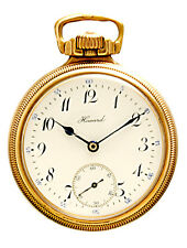 Howard Series 0 Railroad Grade Pocket Watch with 23 Jewel Movement CA1912