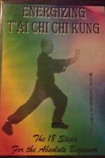 2 DVD Set: Tai Chi The 18 Steps for the Absolute Beginner - Csongor Daniel