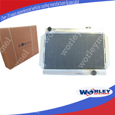 For Holden Kingswood radiator HQ HJ HX HZ /Torana LH LX V8 Chevy engine Aluminum