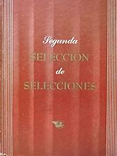 Revista Selecciones del Reader´s Digest vintage - 1955 España - Edición Especial