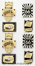 Artoz Artwork 3D-Sticker, Route 66 USA Amerika Urlaub