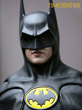 Hot Toys Batman 1989 DX09 1/6 Michael Keaton Figure In Stock DX 09 Opened New