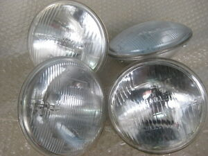 With for DATSUN  620 621 HEADLIGHT HEAD LAMP SET 4PCS.  (si017)