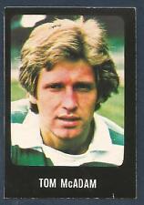 TRANSIMAGE FOOTBALL 79/80-#412-CELTIC-TOM McADAM