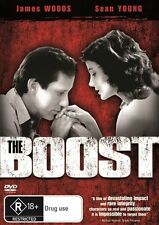 The Boost (DVD, 2011)*New & Sealed*Sean Young*James Woods*R Rated