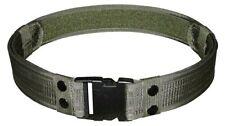 "T-Gear Tactical Utility Belt 2"" Tactical Vest Patrol Rig Duty Belt OD GREEN"