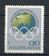 Yugoslavia 1973 SG#1561 Olympic Games Fund MNH #A62577