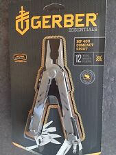 Gerber USA Made MP400 Compact Sport Multi Tool Pliers Knife Scissors 45500