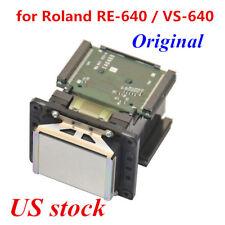 US Stock-Original Roland RE-640 / VS-640 DX7 Eco Solvent Printhead - 6701409010